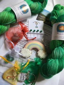 Emerald City yarn
