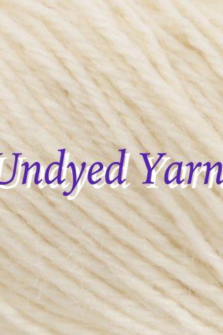 Undyed Yarns