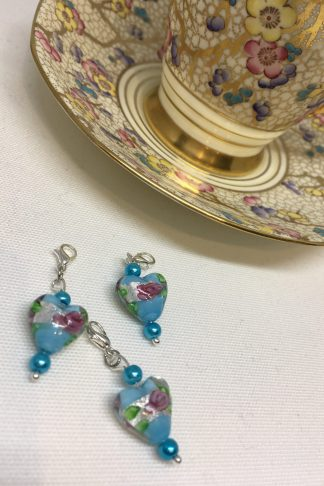 Stitch Markers and clips